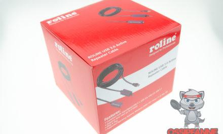 ROLINE USB 3.0 Repeater Kabel