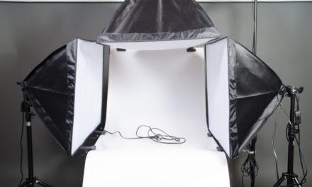 PMS -Studioset – Low Budget Fotostudio Set