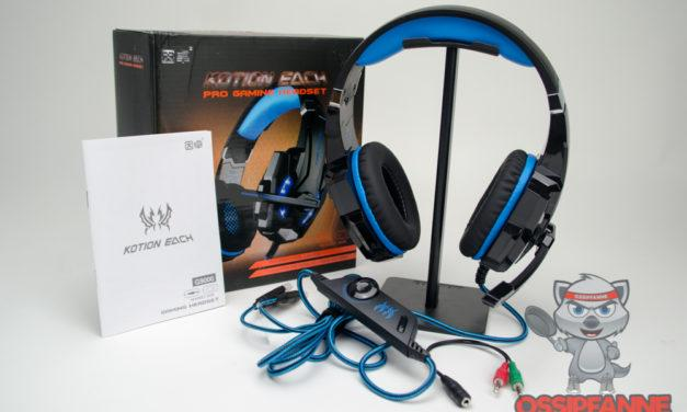 Gaming Headset G9000 Stereo