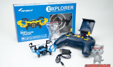 Amewi 25198 Mini FPV UFO Explorer