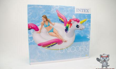 Intex 157281EU Mega Unicorn Island Reittier (XL)