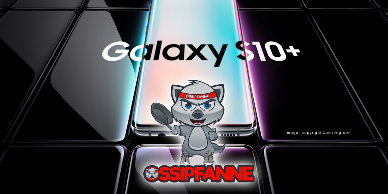 Coming soon: Samsung Galaxy S10 + im Test