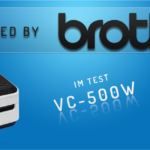 Brother VC 500W